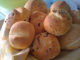 reparto de pan en Aranjuez